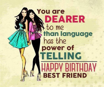 Funny Birthday Wishes For Best Friend Female Bday