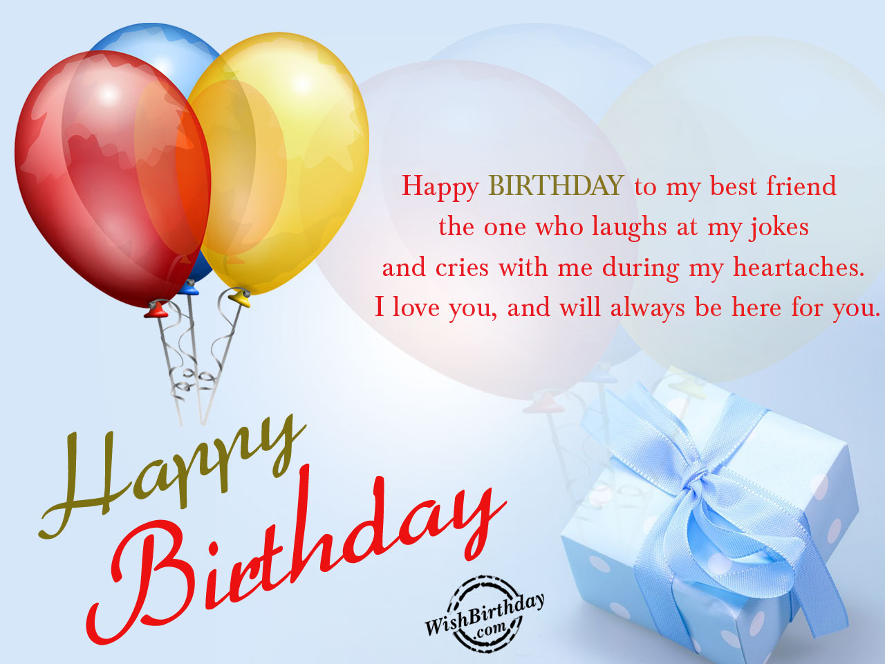 happy birthday images for best friend💐 bday cards and