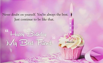 Beautiful birthday wishes images for best friend – birthday