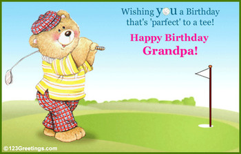 Wish your grandpa free grandparents ecards greeting cards