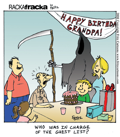Funny Happy Birthday Images For Grandfather