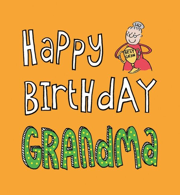 Happy birthday grandma pictures photos and images for fac...