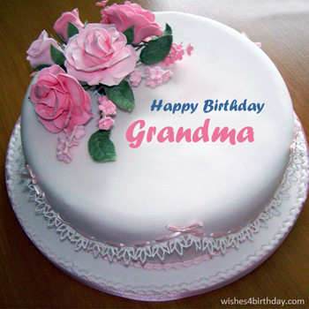 Birthday greetings for grandmother happy birthday wishes ...