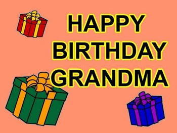 Happy birthday grandma birthday cards youtube