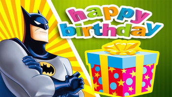 Batman birthday ecards batman birthday cards pinterest
