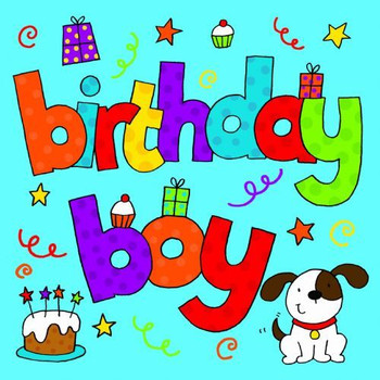 Birthday boy kids birthday cards kids cards and birthday ...