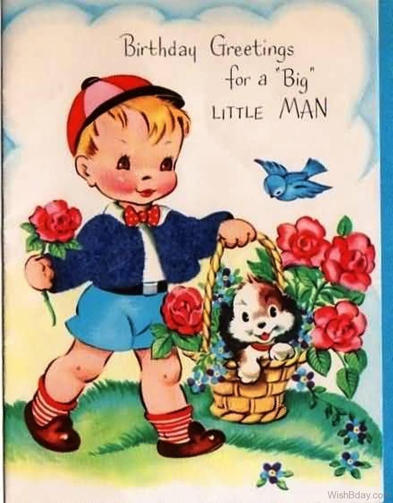 Birthday Wishes For Boy