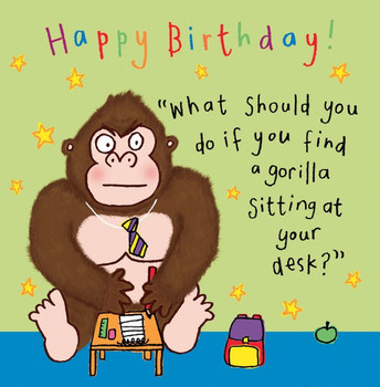 Funny birthday card jokes card design ideas