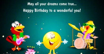 Sweet birthday wishes for children message quotes