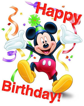 Mickey mouse happy birthday happy birthday mickey pictures