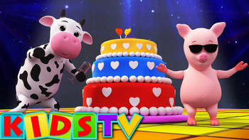 Happy birthday song birthday song for kids and childrens ...