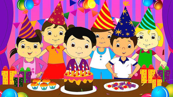 Happy birthday song happy birthday song for children nurs...