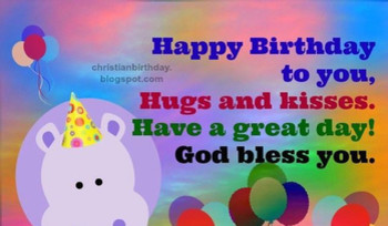 Happy birthday wishes for kids with quotes wallpapers