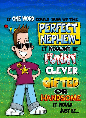 Funny Happy Birthday Images For Nephew Free Bday Cards And