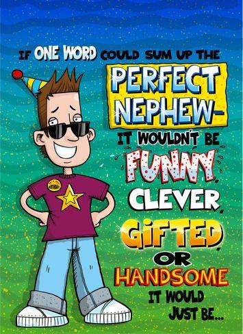 Birthday Greeting Cards For Nephew Card Invitation Design