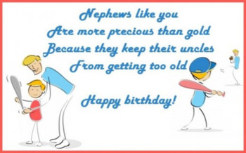Happy birthday nephew images wishes quotes messages