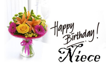 Best happy birthday niece wishes quotes status greetings