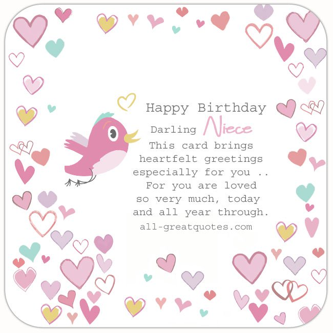 Swell Free Birthday Cards For Niece On Facebook Happy Birthday Images Funny Birthday Cards Online Fluifree Goldxyz
