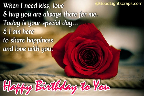 Happy birthday romantic wishes for girlfriend awesome bir...