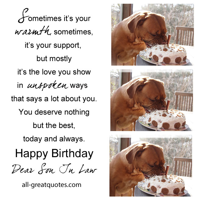 Design Free Happy Birthday Cards For Son Plus