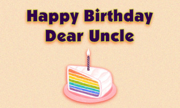 Happy Birthday Dear Uncle Have A Great Day Happy Birthday Images
