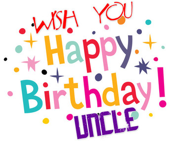 Happy birthday uncle wishes messages and quotes