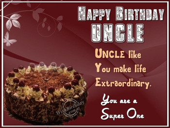 Birthday wishes for uncle uncle birthday greetings amp wi...