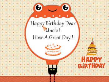 Happy birthday uncle status quotes and wishes messages