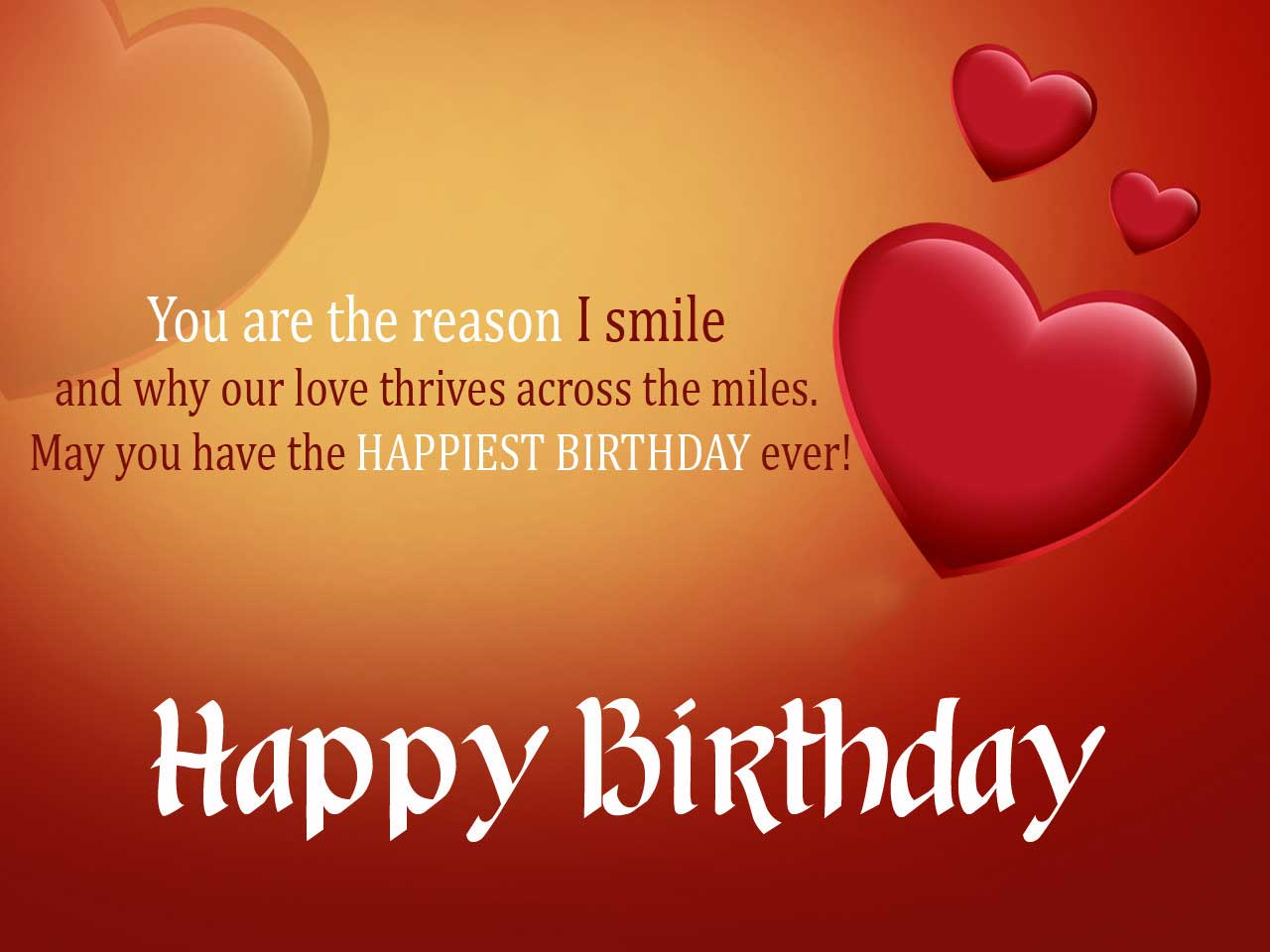 Romantic Birthday Wishes For Girlfriend Best Images
