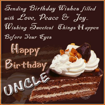 Belated happy birthday wishes for uncle happy birthday wi...