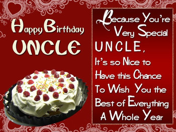 Happy birthday wishes for uncle – birthday uncle images h...