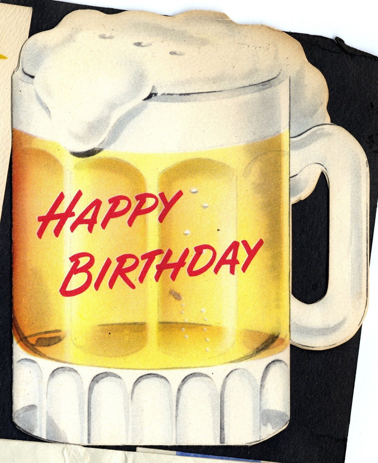 Beer Birthday Card Cards And Get Inspiratio