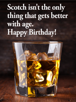 Scotch prove funny birthday card birthday amp greeting ca...