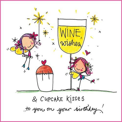 Happy Birthday Images With Wine