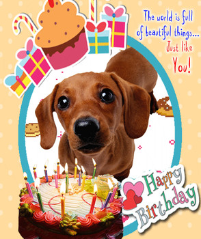 A very cute birthday card free birthday wishes ecards gre...