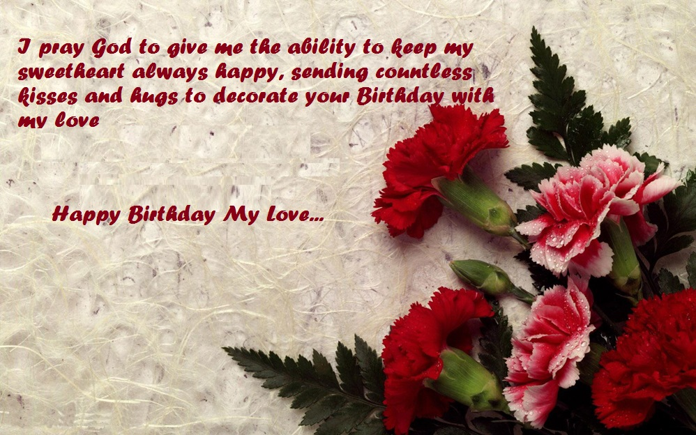 Best love quotes for her birthday