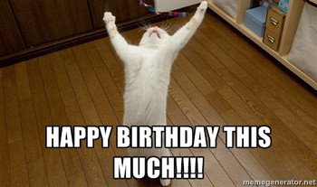 Best Happy Birthday Meme For Him And Her Funny And Sarcas Happy
