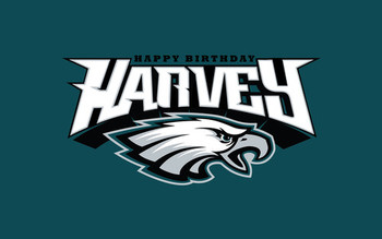 Philadelphia eagles happy birthday on behance