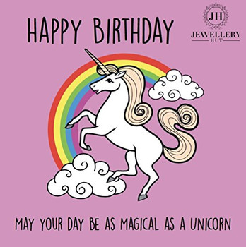 May your day be as magical as a unicorn childrens th birt...