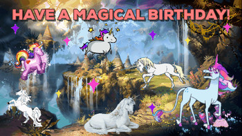 Happy birthday birthday gif by bladeshade find amp downlo...
