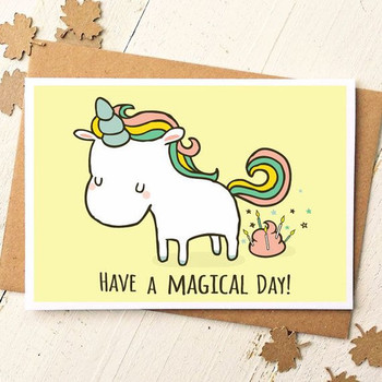 Happy birthday unicorn poop lets try silliness pinterest