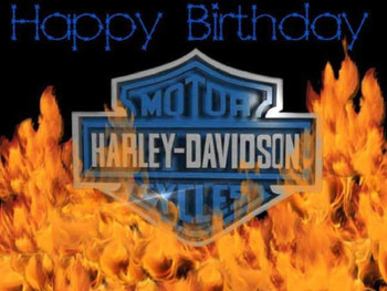 Harley davidson happy birthday pictures pictures reference