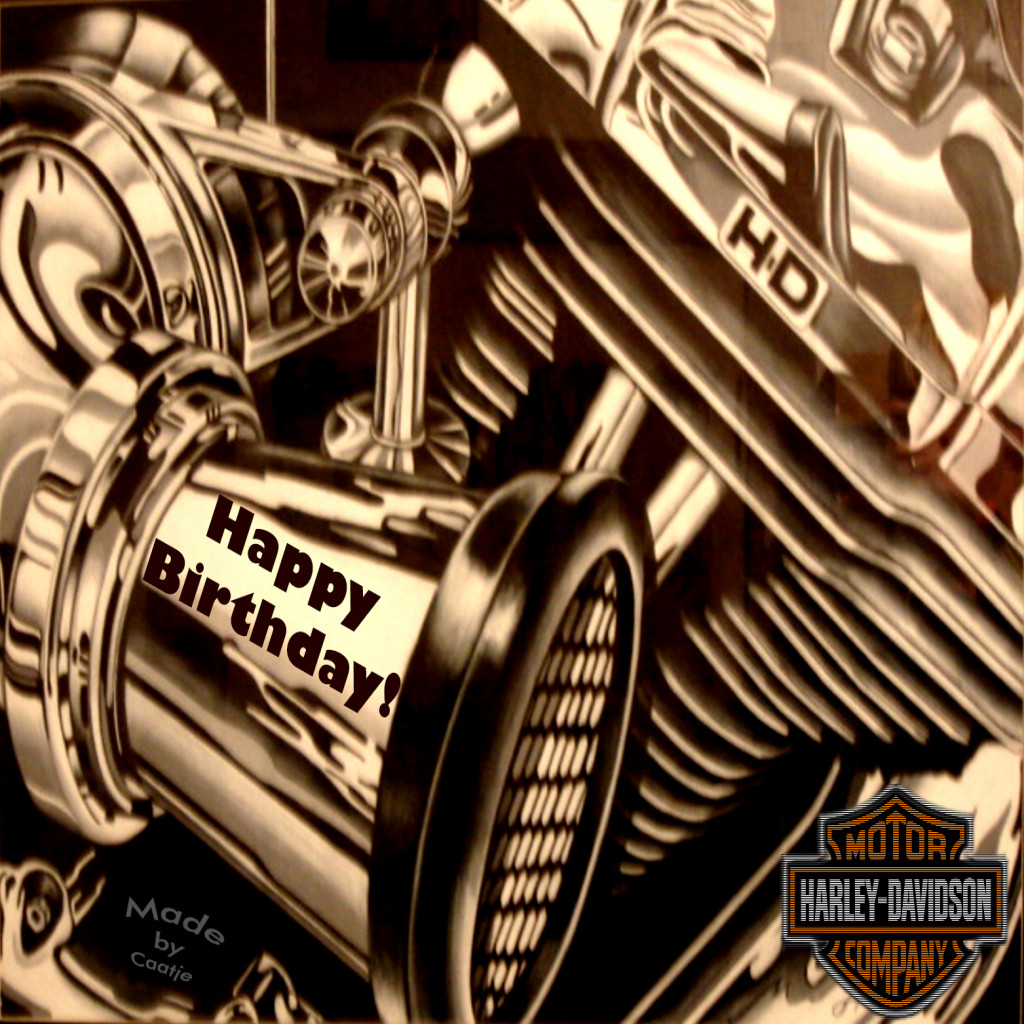 Happy Birthday Images With Harley Davidson Free Happy Bday Pictures And Photos Bday Card Com