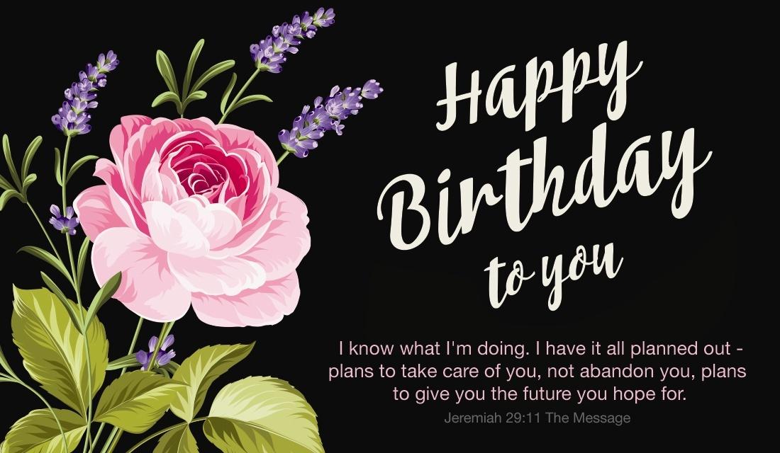 Happy Birthday Images Religious