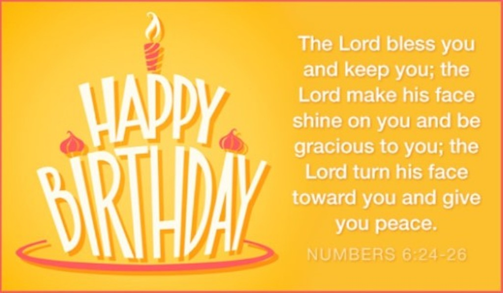 Bible Birthday Wishes Greetings Pictures Wish Guy