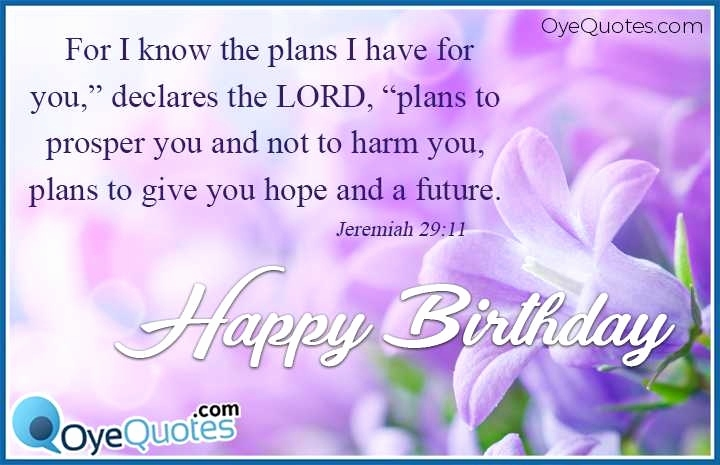Birthday Quotes From The Bible Beautiful Verses Quo