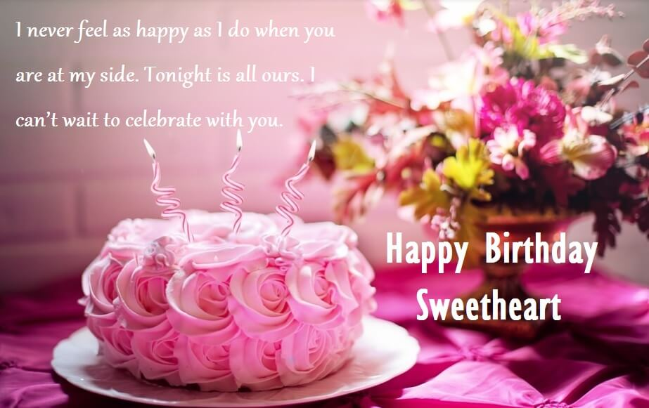 Birthday Cake Wishes Quotes For Her Best Wishes Happy Birthday