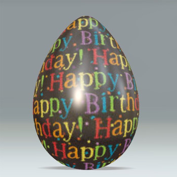 Happy birthday egg create your own at www dumpr net sue m...