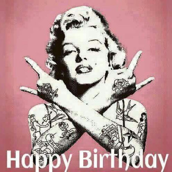 Best happy birthday heavy metal style images on pinterest