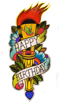 Happy birthday tattoo images hd wallpapers buzz